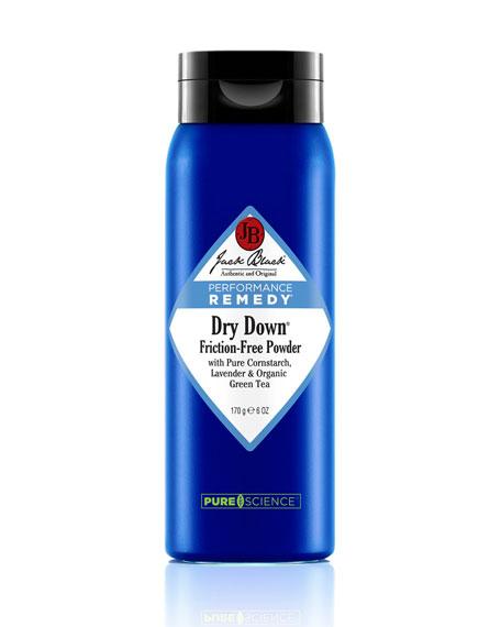 Dry Down Friction-Free Powder, 6 oz.