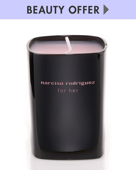 Yours with any $90 Narciso Rodriguez purchase