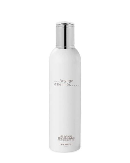 Voyage d'Hermès – All-over shower gel, 6.7 oz