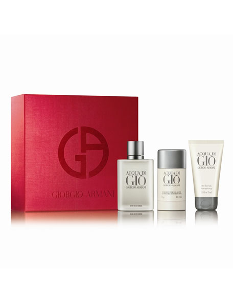 Acqua Di Gio Holiday Set