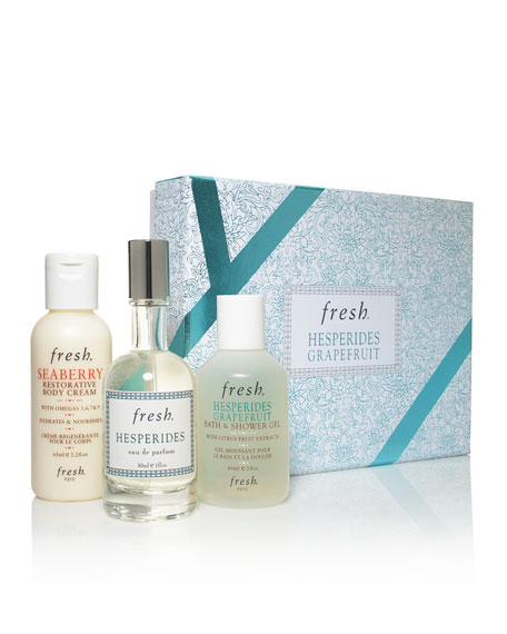Hesperides Grapefruit Gift Set
