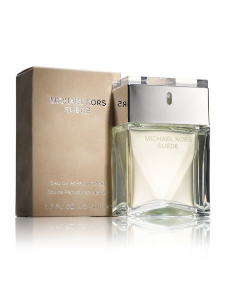 Michael Kors Limited-Edition MK Project Suede Fragrance
