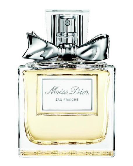 Miss Dior Eau Fraiche, 3.4 oz.