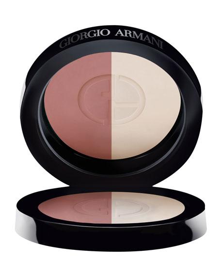 Limited-Edition Bronze Color Face Palette
