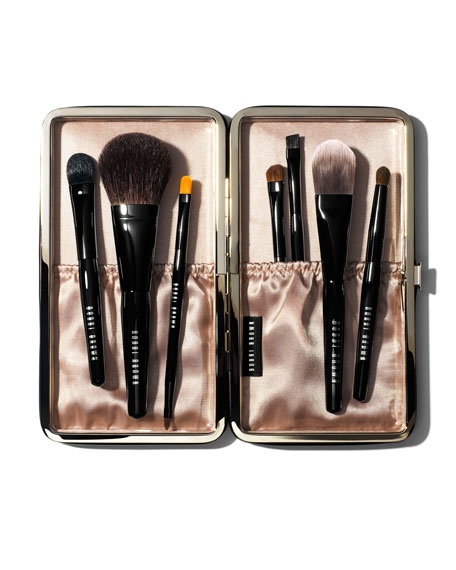 Caviar & Oyster Travel Brush Set