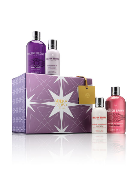 Exclusive Women's Body Gift Set