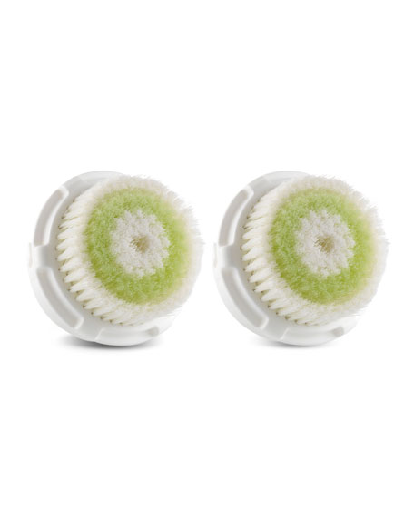 Clarisonic Replacement Acne Cleansing Brush Head, Dual Pack