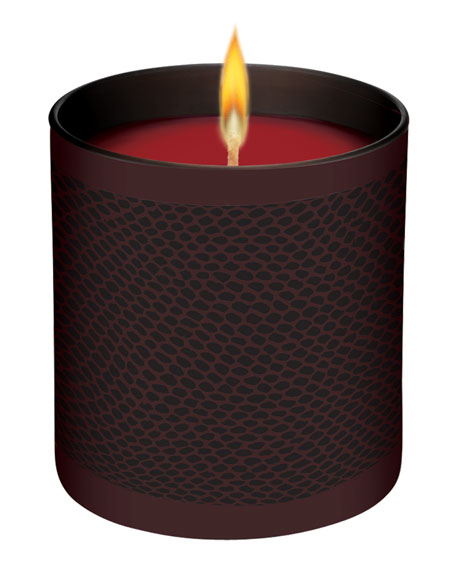 Signature Candle, Warm Roasted Chestnuts