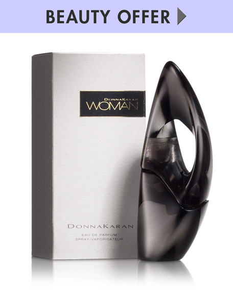 Yours with Any $115 Donna Karan fragrance Purchase