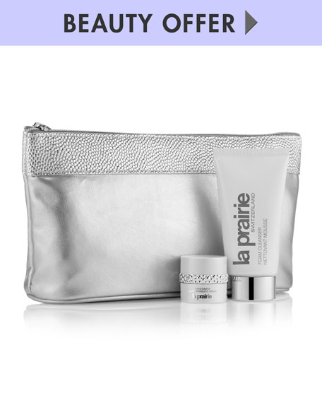 Yours with Any $350 La Prairie Purchase