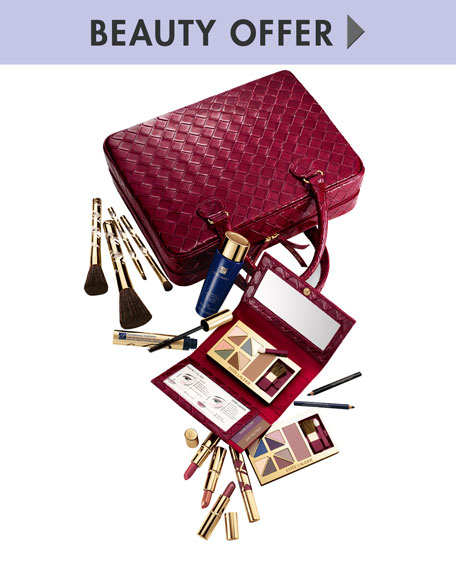 Yours for $58.50 with any Estee Lauder purchase (over $340 value)