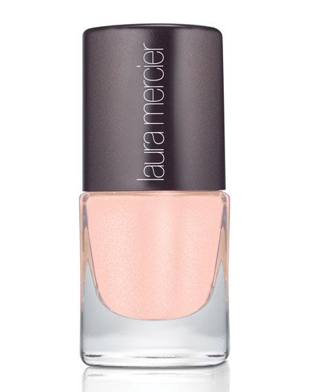 Laura Lacquer Nail Polish: Laura Mercier Limited Edition Nail Lacquer, En Pointe