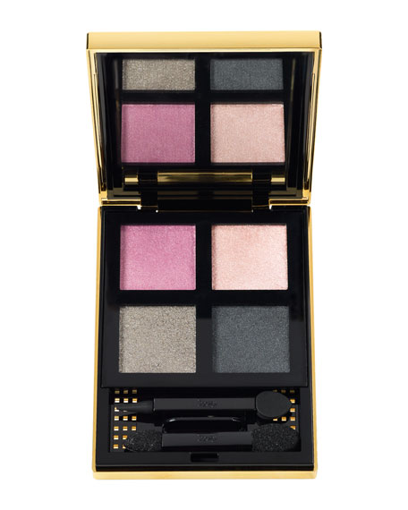 Yves Saint Laurent Beaute Pure Chromatics Wet and Dry Eye Shadow Palette