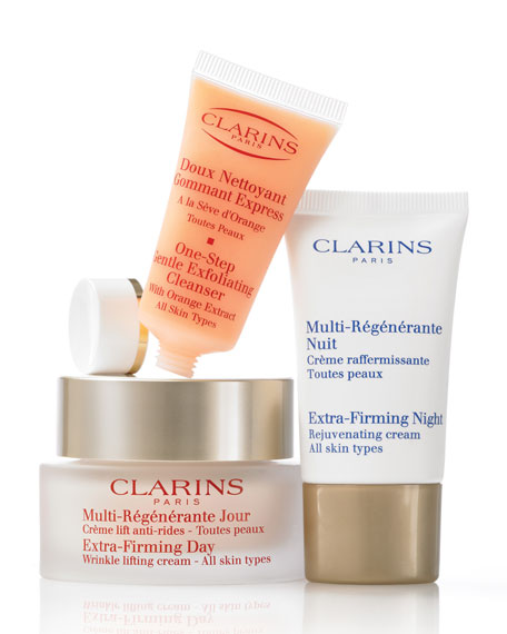 Extra-Firming Skin Solutions - Lifting and Firming