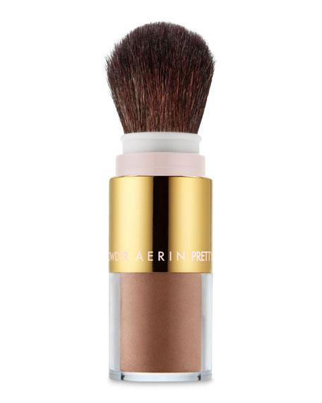 Pretty Bronze Portable Illuminating Powder, Sunshine