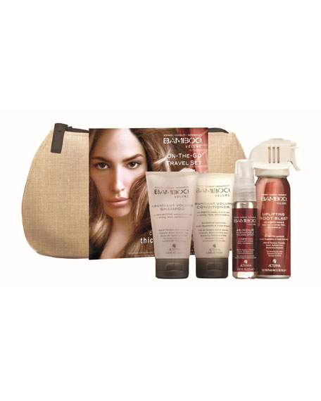 BAMBOO VOLUME BTY TO GO KIT