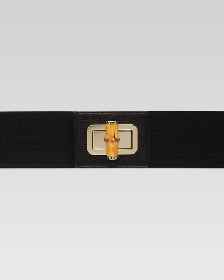 Bamboo-Lock Belt