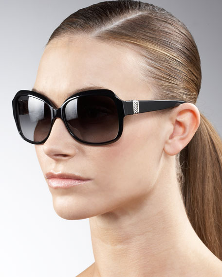 Cable Classics Sunglasses, Black Onyx