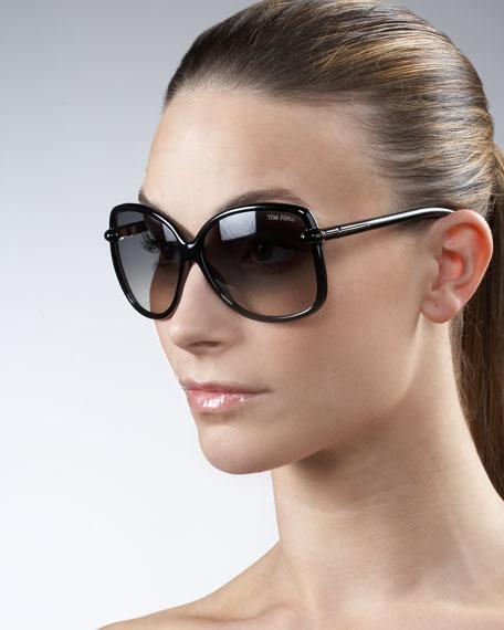 Callae Oversized Sunglasses