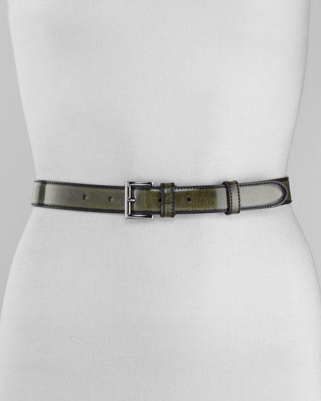 Spazzolato Dress Belt
