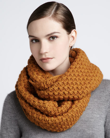 Infinity Scarf, Marigold