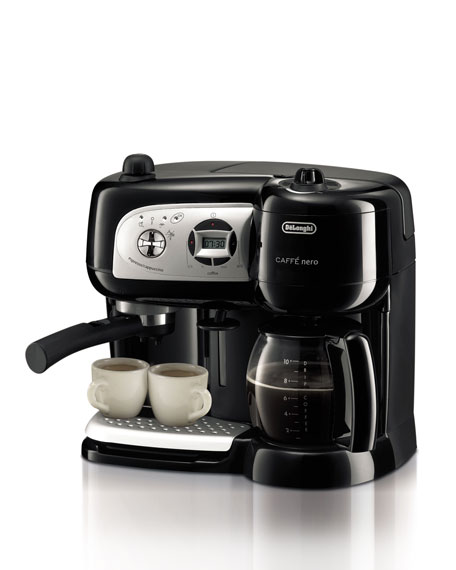 Combo Coffee & Espresso Maker