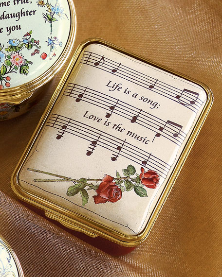 """""""Life Is a Song"""" Box"""