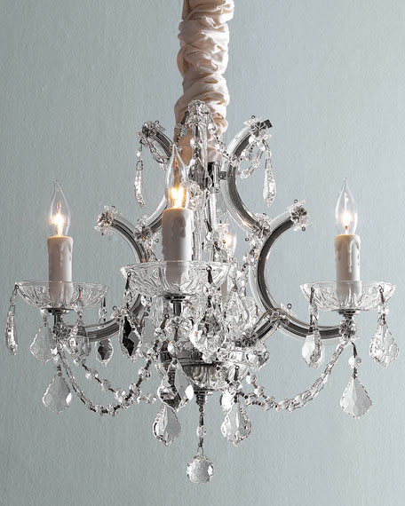 Maria Theresa 4-Light Chandelier