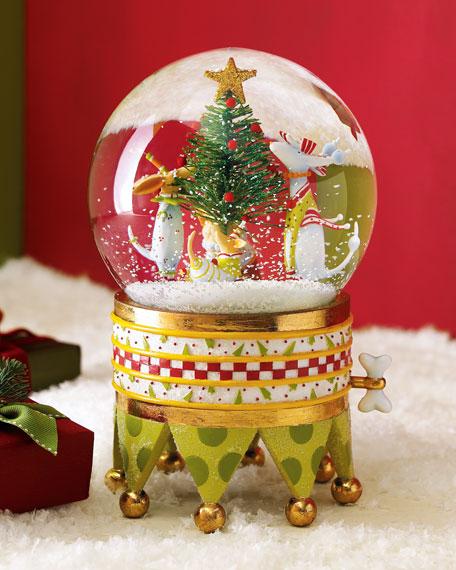 Annual Christmas Waterglobe