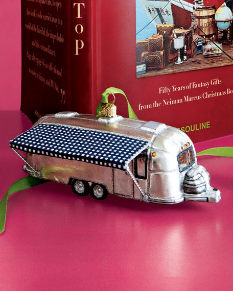 NM Exclusive Airstream His/Hers Ornament