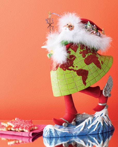 """Whimsey World"" Santa"