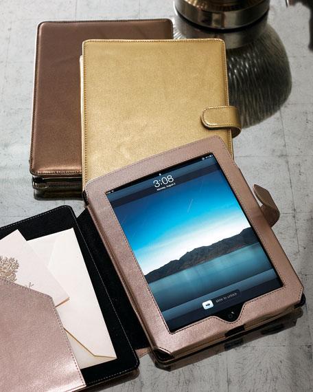 Metallic iPad Case