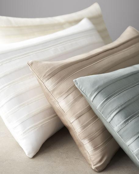 "Lustre Pillow, 11"" x 22"""