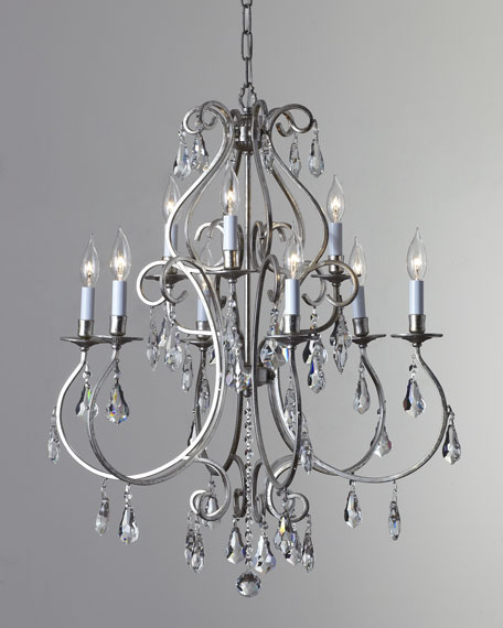 """Delicacy"" Chandelier"