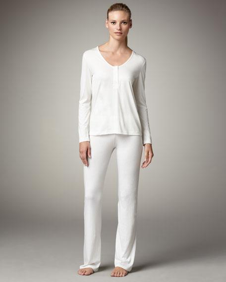 Hortensia Pajama Pants