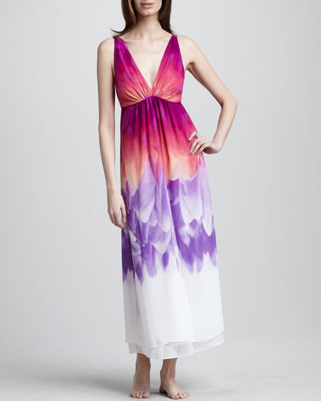 Sapa Layered Gown