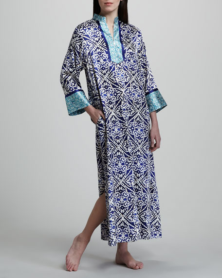 Jeweled Mosaic Caftan