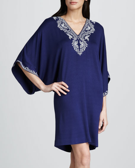 Elegance Embroidered Sleepshirt
