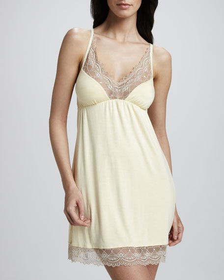 Walk on the Beach Lace Chemise