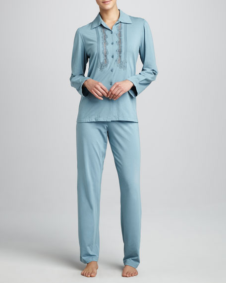 Martha Cotton/Modal Pajamas
