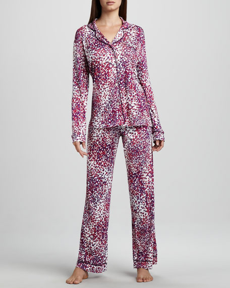 Bella Butterfly Print Pajamas
