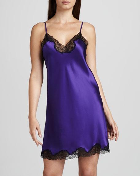 Silk Chemise, Purple