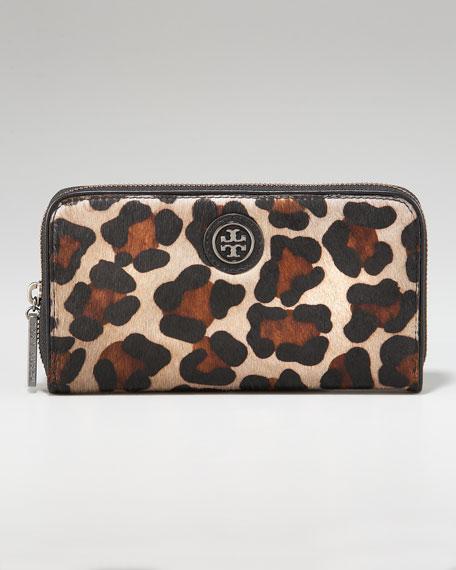 Katie Continental Zip Wallet