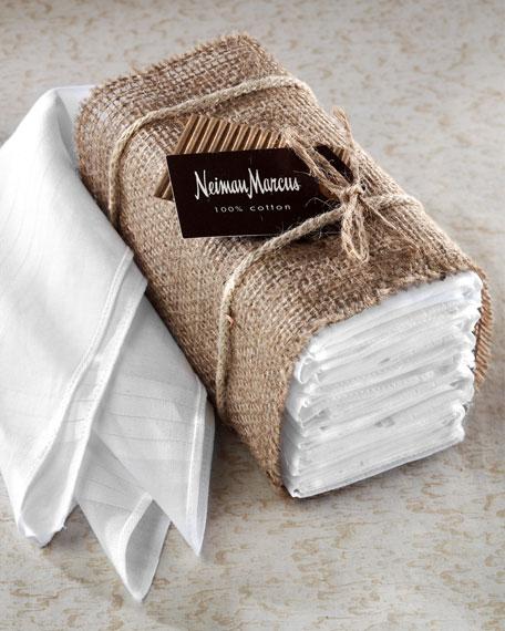 Handkerchiefs, Set of 10
