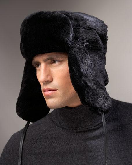 Sheared Beaver Hat