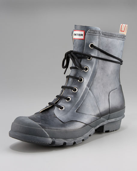 Bormio Rubber Combat Boot