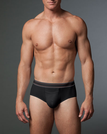 Brief, Black