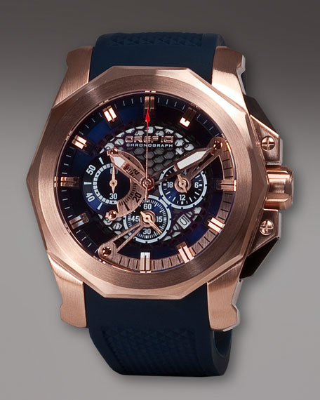 Gladiatore Chronograph, Blue