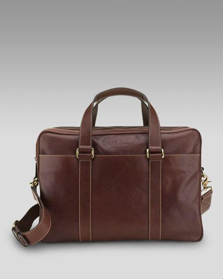 Portage Zip-Top Briefcase
