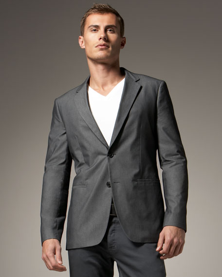 Two-Button Sport Coat